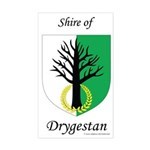 Drygestan Rectangle Sticker