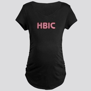 HBIC Maternity Dark T-Shirt