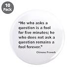 No Foolish Question Proverb 3.5