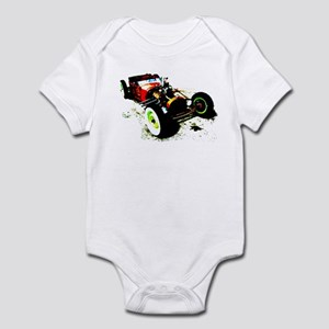Lake Rat Rod - Infant Bodysuit
