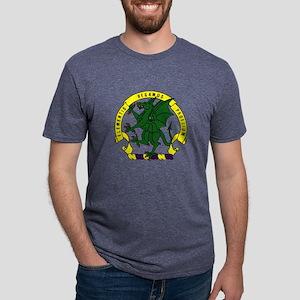Dragon Regimental Insignia Women's Dark T-Shirt