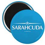 Sarahcuda Magnet