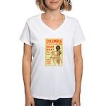 Gilda Gray Women's V-Neck T-Shirt