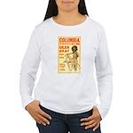 Gilda Gray Women's Long Sleeve T-Shirt