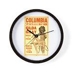Gilda Gray Wall Clock