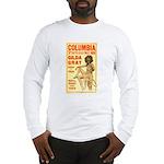 Gilda Gray Long Sleeve T-Shirt
