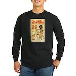 Gilda Gray Long Sleeve Dark T-Shirt