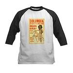 Gilda Gray Kids Baseball Jersey