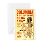 Gilda Gray Greeting Cards (Pk of 20)