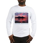 Konocti Sunset Long Sleeve T-Shirt