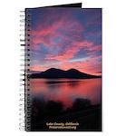 Journal - Konocti Sunset