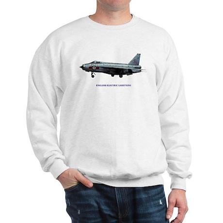 English Electric Lightning #1 Sweatshirt