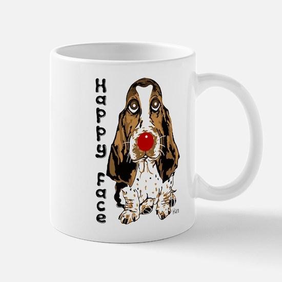 Unique Beagle glasses Mug