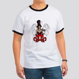 Fantasy lady with horse T-Shirt