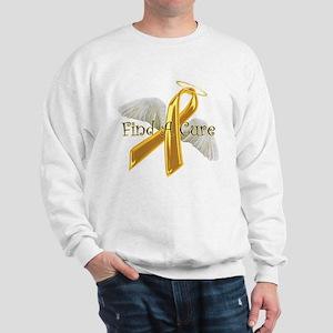 Childhood Cancer Sweatshirt