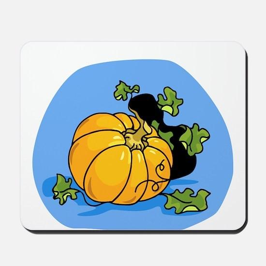 Samhain Pumpkin Mousepad
