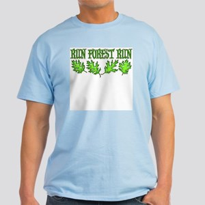 Run Forest Run! Light T-Shirt