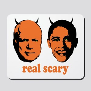 Real Scary Politics Mousepad