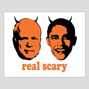 Real Scary Politics Small Poster