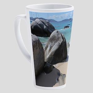 The Baths BVI 17 oz Latte Mug