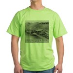 Chinese Fishing Green T-Shirt