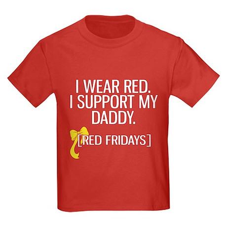 I Support Kids Dark T-Shirt