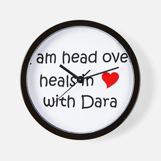 Cool Dara Wall Clock