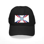 Assyrian Flag Black Cap