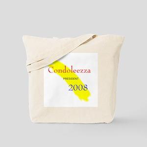 Condoleezza Tote Bag-1