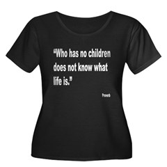 Children and Life Proverb (Front) T