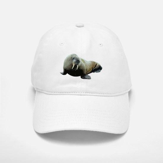 Walrus Baseball Baseball Cap