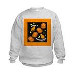 Happy Halloween! Kids Sweatshirt