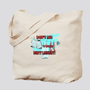 Dirty Laundry Tote Bag