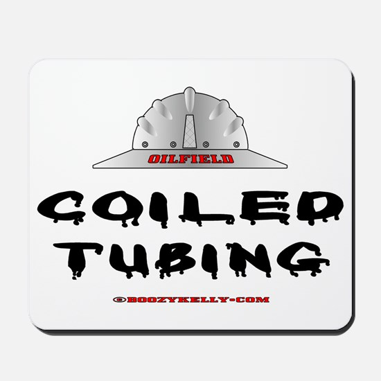 Coiled Tubing Mousepad