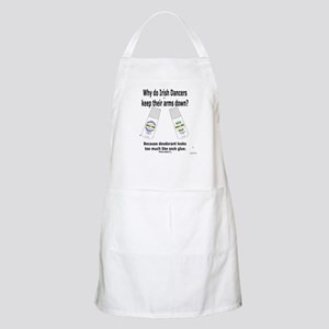 Why Do - Feis Makeup Apron