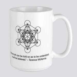 Metatron Large Mug