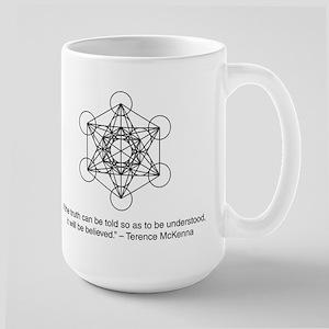 Metatron Large Mug