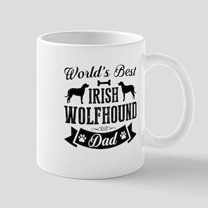 Irish Wolfhound Mugs