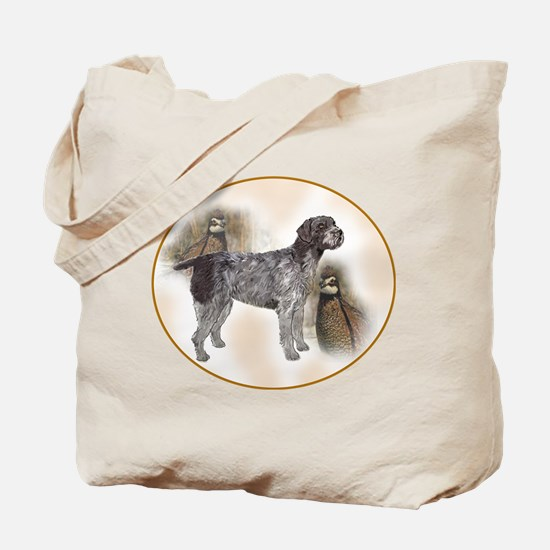 GWP with quail Tote Bag