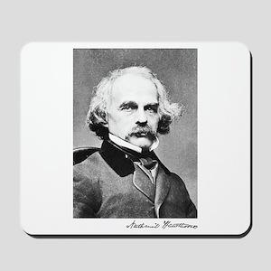 Nathaniel Hawthorne Mousepad