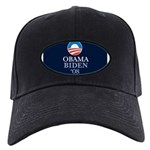 """Obama-Biden 2008"" Black Cap"
