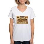 Hurly Burly Women's V-Neck T-Shirt