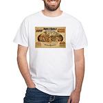 Hurly Burly White T-Shirt
