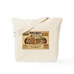 Hurly Burly Tote Bag