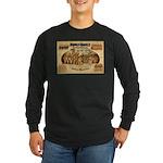 Hurly Burly Long Sleeve Dark T-Shirt