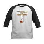 Trick Or Treatment Kids Baseball Jersey