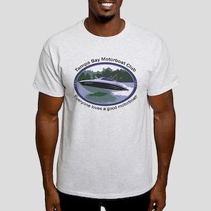 Motorboat! Light T-Shirt