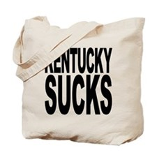 Kentucky Sucks Tote Bag