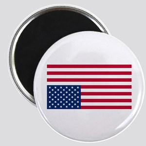 Inverted American Flag (Distress Signal) Magnet