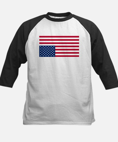Inverted American Flag (Distress Signal) Tee